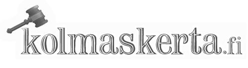 Kolmaskerta.fi | Huutokauppameklari K. Salovaara